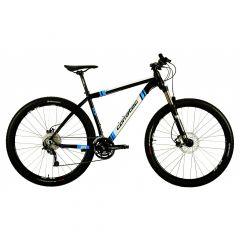 Bicicleta CORRATEC 2016 X-VERT 0.4 29' Negru/ Albastru 440mm