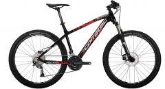 "Bicicleta CORRATEC X-Vert Motion 27.5"" negru/alb/orange 440mm"