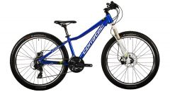 "Bicicleta CORRATEC X-Vert Rock Team 26"" albastru/verde/alb 340mm"