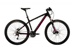 "Bicicleta CORRATEC X-Vert Miss C 27.5"" Negru / Roz 440mm"