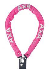 Incuietoare lant AXA Clinch 85x6 Pink soft