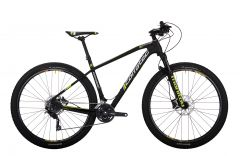 "Bicicleta CORRATEC Revolution 29"" LTD Negru/Galben neon/White 540mm"