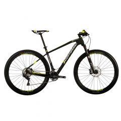 "Bicicleta CORRATEC Revolution XT Base 29""  Negru/Galben neon/White 540mm"