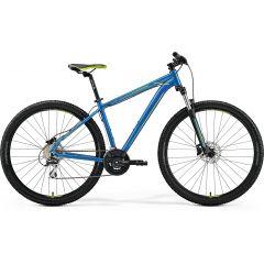 Bicicleta MERIDA Big Nine 20-D 29' (L) Albastru (Verde) 2019