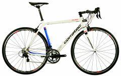 Bicicleta CORRATEC Dolomiti Ultegra Alb/Albastru 510mm