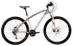 """Bicicleta CORRATEC MTB SUPER BOW Fun 29"""" Gri/Alb 490mm"""
