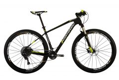 "Bicicleta CORRATEC Revolution 29"" Negru/Galben neon/White 490mm"
