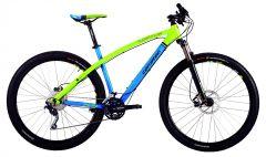 "Bicicleta CORRATEC SuperBow Fun 29"" Albastru / Verde 440mm"