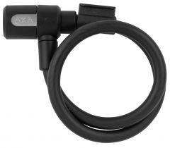 Incuietoare cablu AXA Newton 60/12 antracit