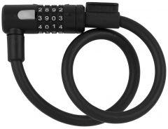 Incuietoare cablu AXA Newton 60/12 antracit cu cifru